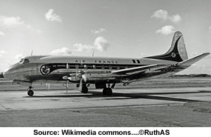 Vickers Viscount Sol