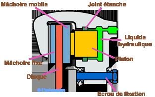 freins et circuit de freinage